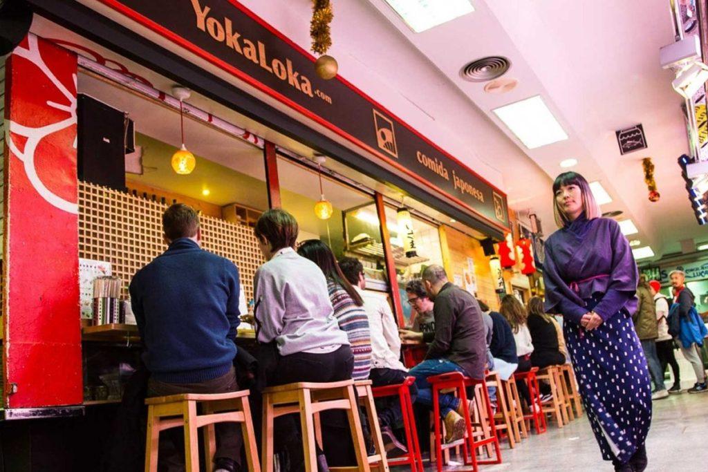 resto yakaloka madrid refugee food festival