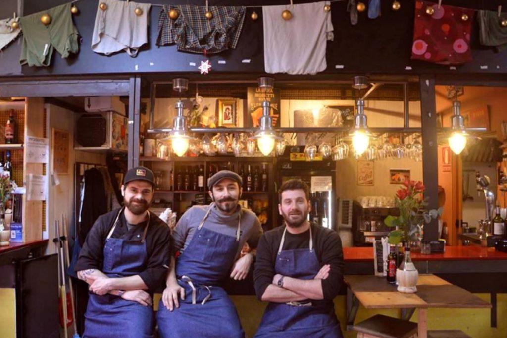 la saletta madrid restaurant refugee food festival