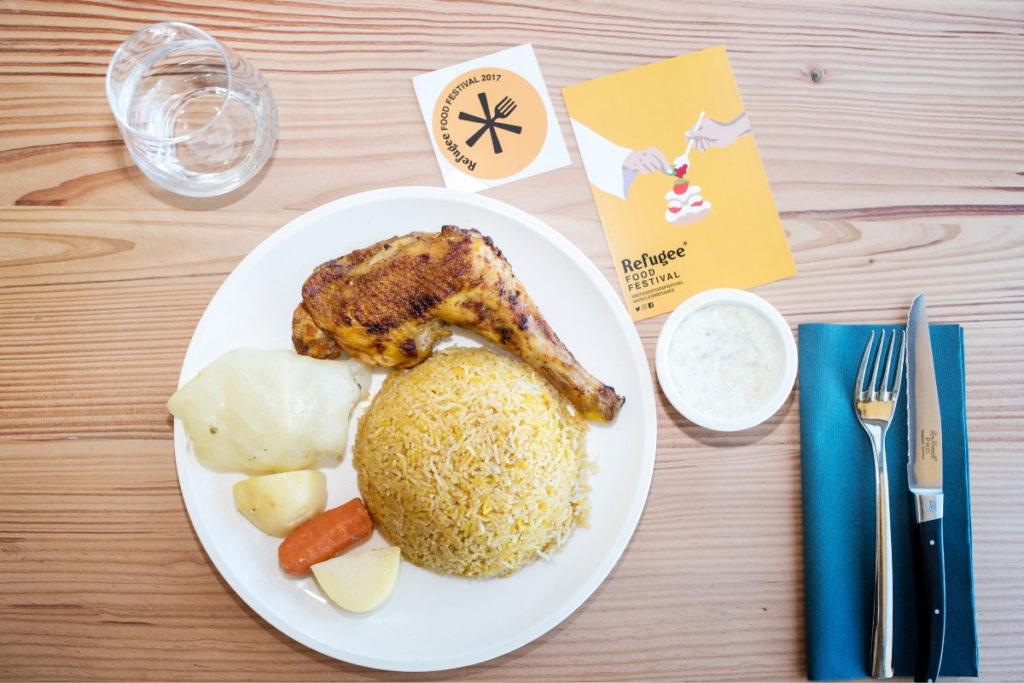 restaurant-lyon-la-piscine-refugee-food-festival