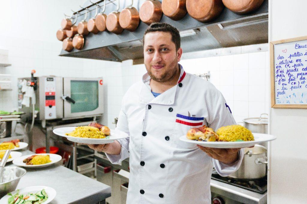 RFF Bruxelles Chef Munir ©Beauhart