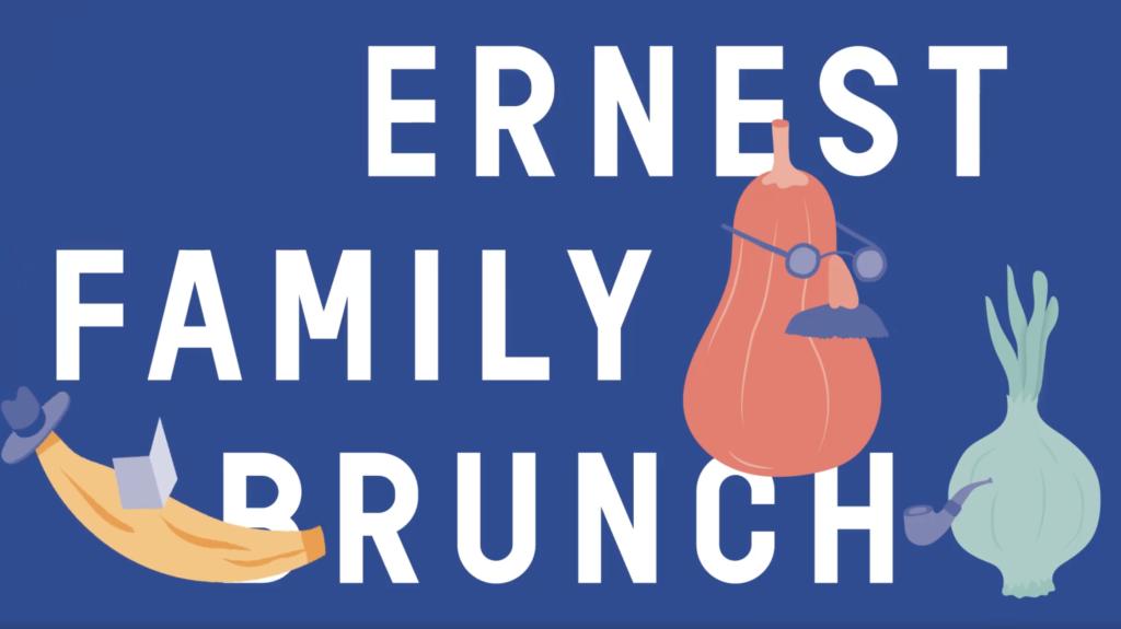 Ernest family brunch paris